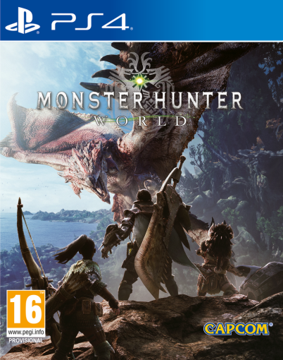 Monster Hunter  World   Games   PS4   Gaming   Virgin Megastore Monster Hunter  World