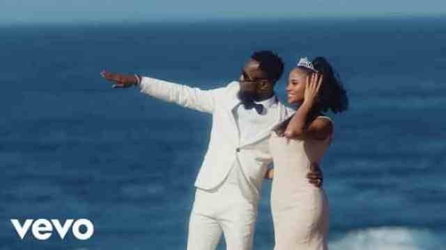 patoranking i'm in love video
