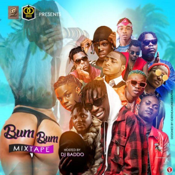 dj baddo bum bum mixtape