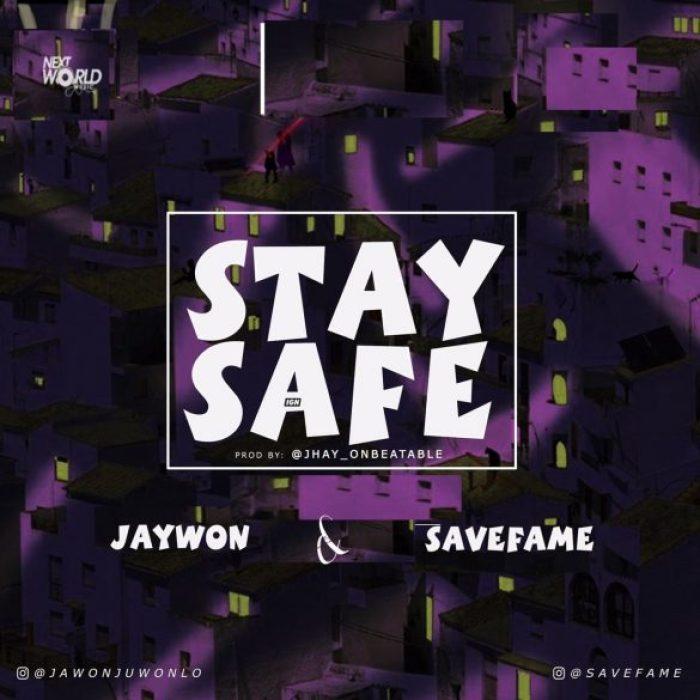 jaywon stay safe