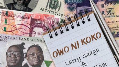 Photo of [Music] Larry Gaaga ft. Umu Obiligbo – Owo Ni Koko