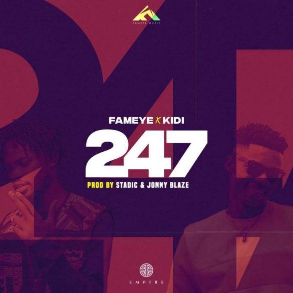 Fameye ft. KiDi – 247