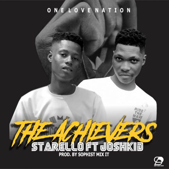 Starello ft. Joshkid - The Achievers [virginsound.com.ng]