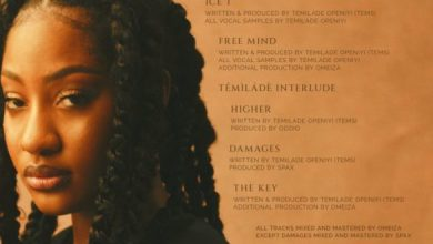Photo of [Album] Tems – For Broken Ears EP