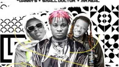Photo of [Music] Danny S ft. Small Doctor, Mr Real – Off The Light (Remix)