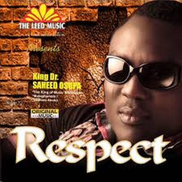Saheed Osupa – Respect (Democracy) Mp3