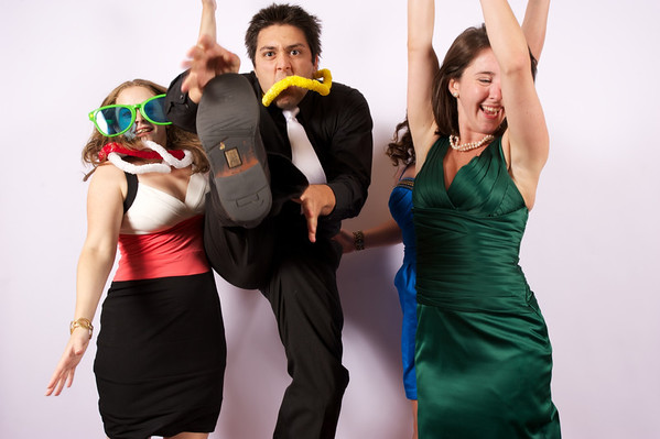 Amy & Ray Malouf : Photo Booth : 27 August 2011