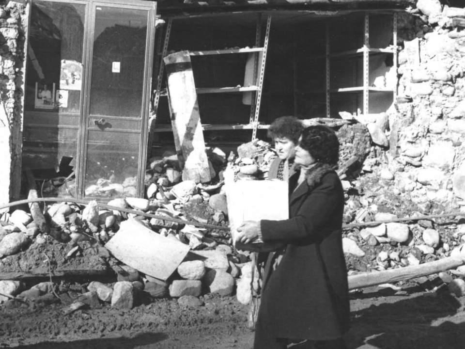 Terremoto Irpinia 1980 - Anniversario