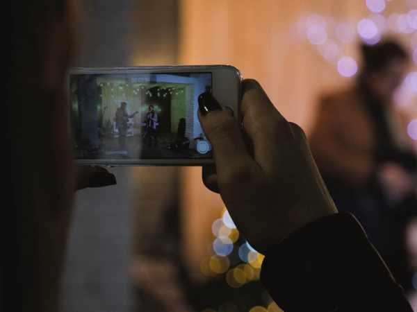 Smartphone videomaker