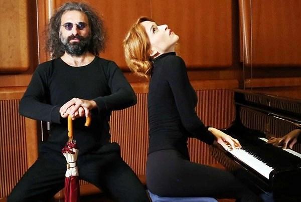 La Regina Dada Stefano Bollani e Valentina cenni foto di Azzurra Primavera