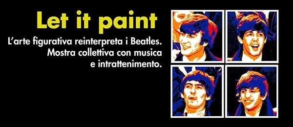 Beatles arte figurativa