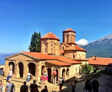 Ohrid - St Naum Monastery