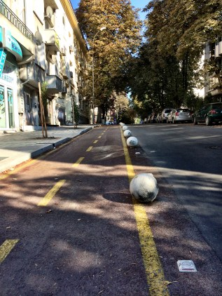 How to keep the cycleways safe