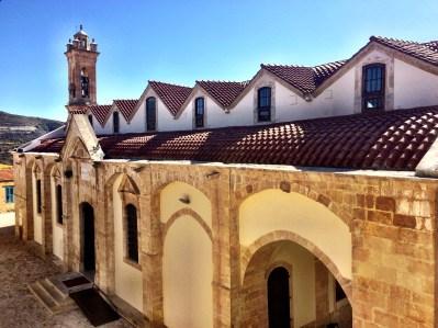 Timios Stavros Monastery, Omodos