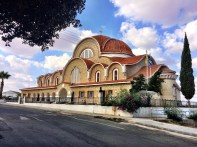 Cathedral of St George, Paralimni