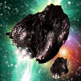 Asteroid mining – in reality!