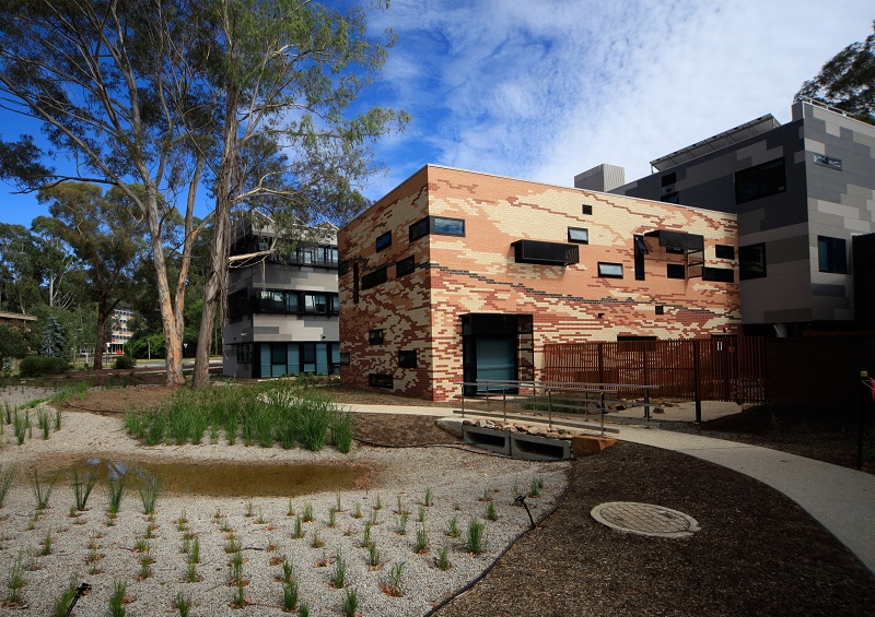 Viridis Australia are proud to be a part of The Frank Fenner Building - ACTs greenest building. Environmentally sustainable building design