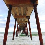 under-jetty