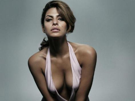 Engaged with Eva Mendez
