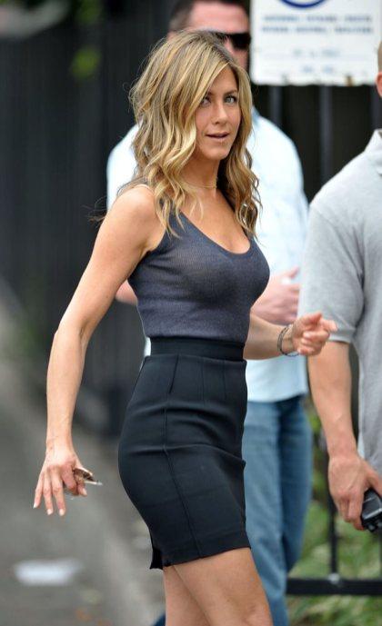 Ageless Jennifer Aniston