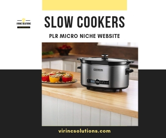 Amazon Turnkey Website - Slow Cookers