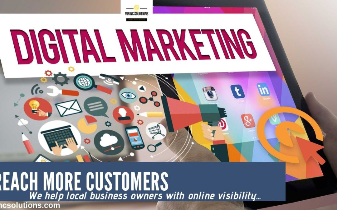 Web Design And Digital Marketing Company In Botswana