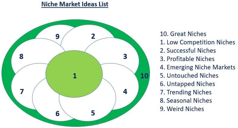 Niche Ideas In 2020 [Ultimate Guide]