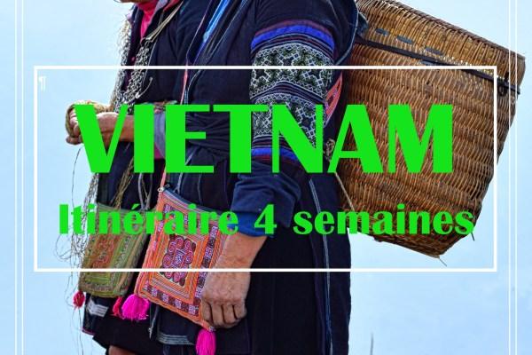 PROGRAMME 4 SEMAINES AU VIETNAM
