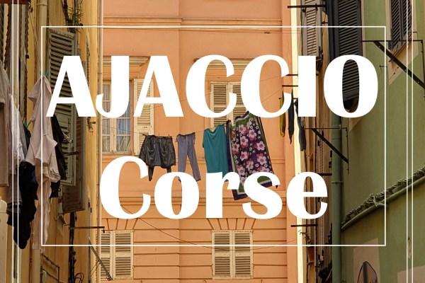 AJACCIO – CORSE