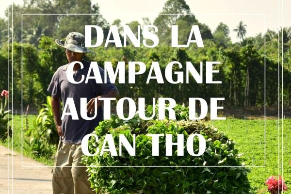 LA CAMPAGNE AUTOUR DE CAN THO