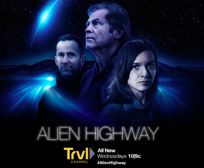 Alien Highway Travel Channel Heather Taddy