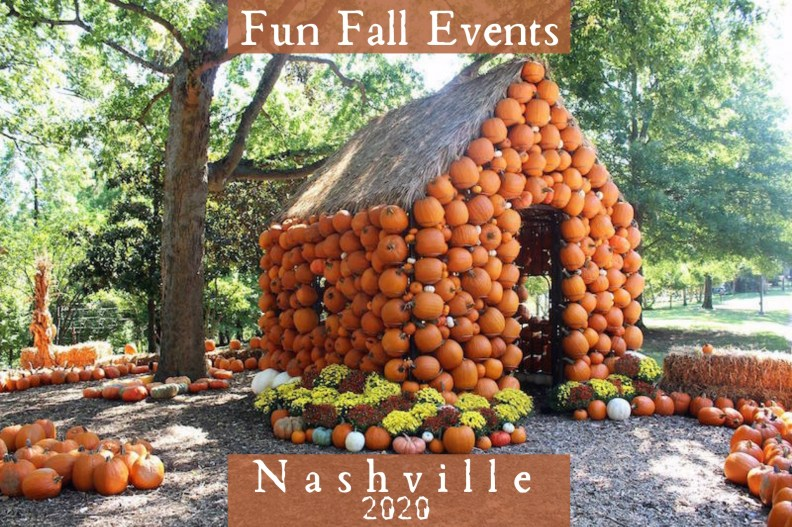 fall events in Nashville TN