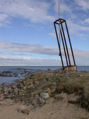 Estonia -muistomerkki (c) Timo Nuoranen