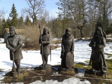 Varbolan linnan neljä kuningasta (c) Timo Nuoranen