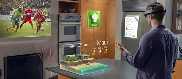 Microsoft Hololens время работы увеличено