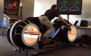 Oculus Rift Trone