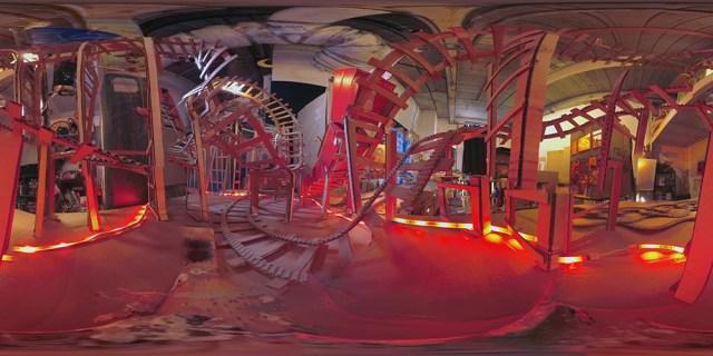 VR360 Cardboard City