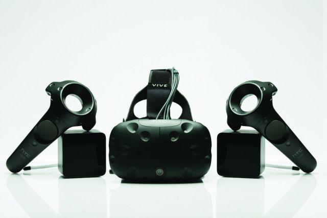 цена HTC Vive Pre