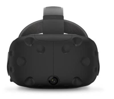 Внешний вид HTC Vive Pre