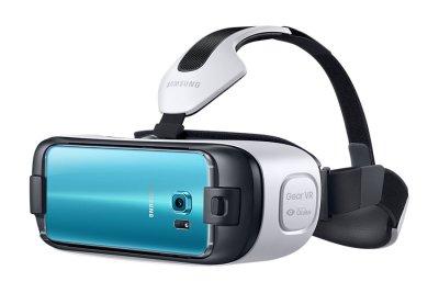 Шлем виртуальной реальности Gear VR Innovation Edition