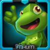 Froggy VR Logo