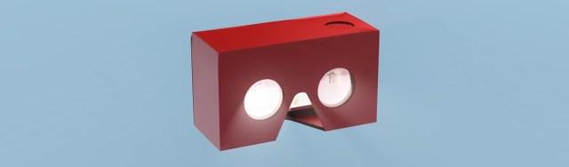 Шлем виртуальной реальности Мак-Дональдс