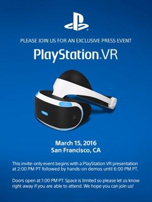 Стоимость VR шлема Playstation VR Project Morpheus скоро будет раскрыта