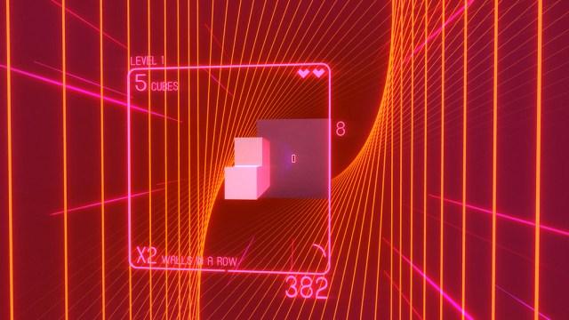 SupreHyperCube screen