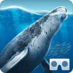 Sea World VR2 logo