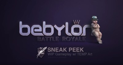 Bebylon Battle Royale logo