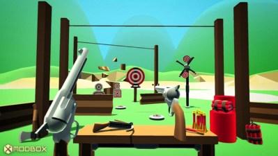 Скриншот из игры ModBox