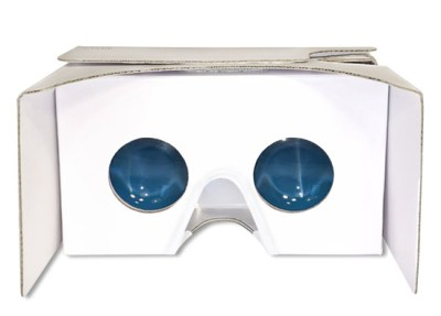 Очки виртуальной реальности C Pure вид сзади