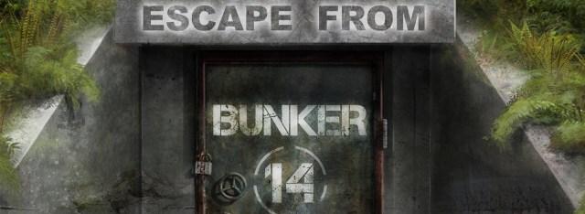 Escape from Bunker 14 logo
