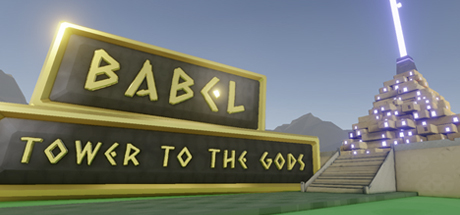 babel: tower to the gods logo
